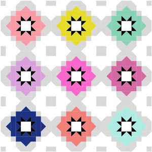 Vintage Tiles Paper pattern (x 5) wholesale
