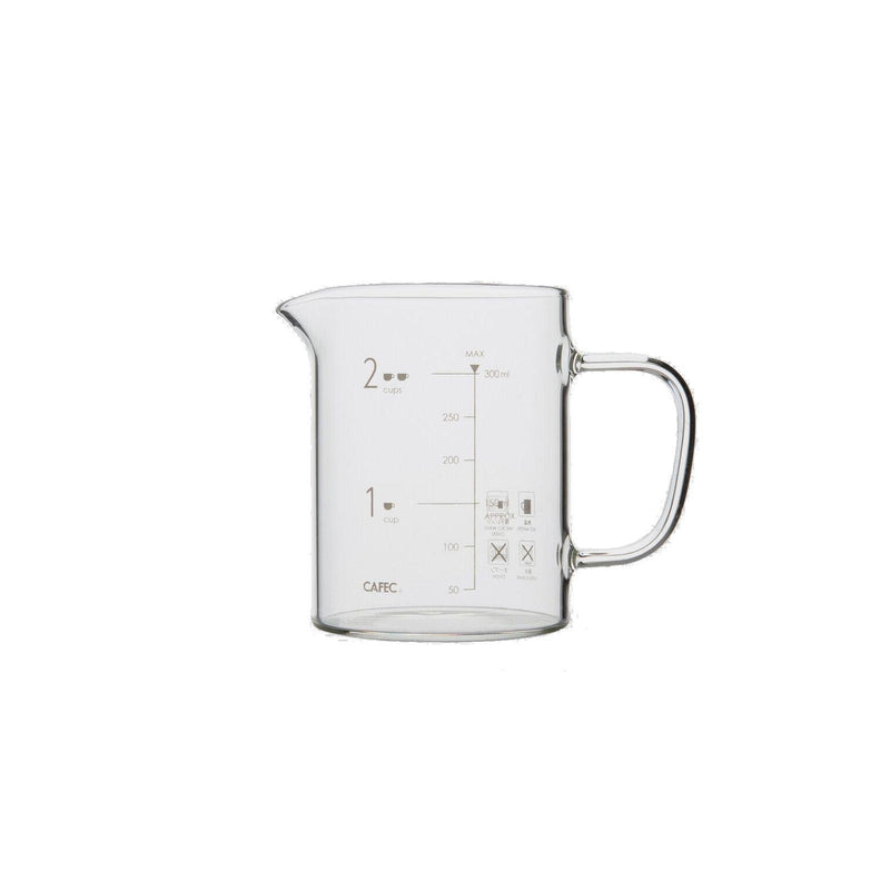 CAFEC Glass Beaker Server