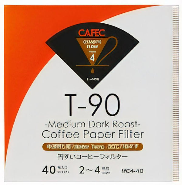 CAFEC Paper Filter Medium / Dark Roast