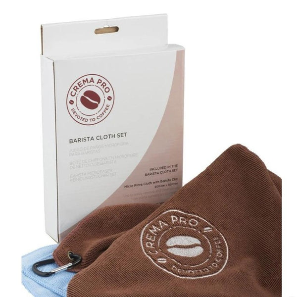 Barista Micro Cloth Set