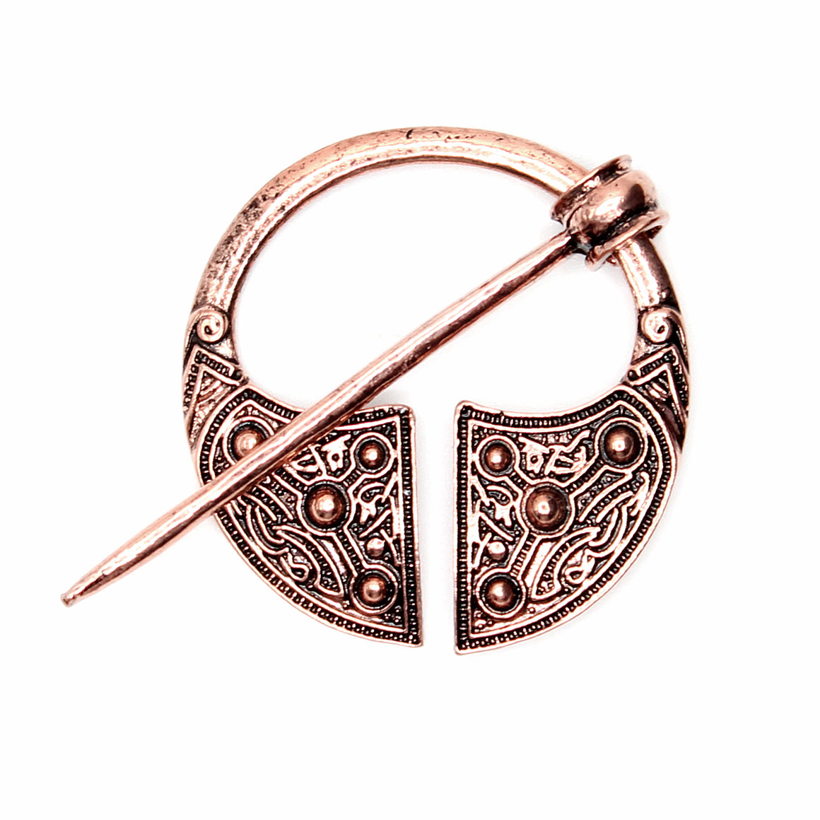 Bronze Era Mini Cloak Pin