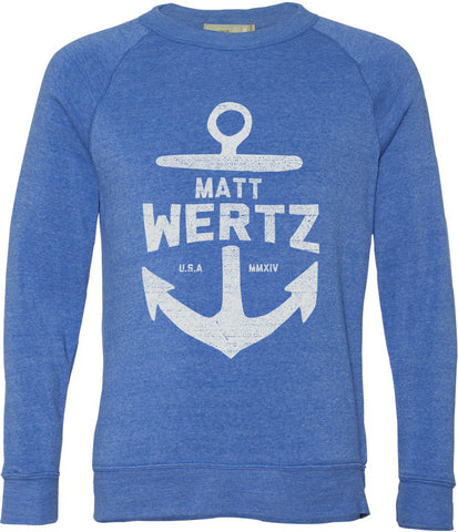 Matt Wertz Anchor Sweatshirt