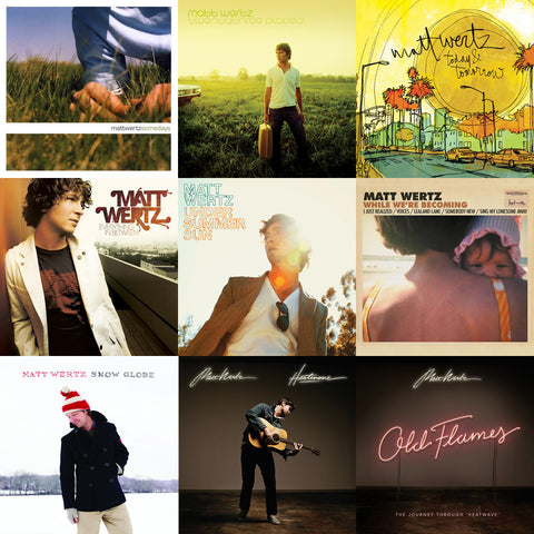 Matt Wertz Collection