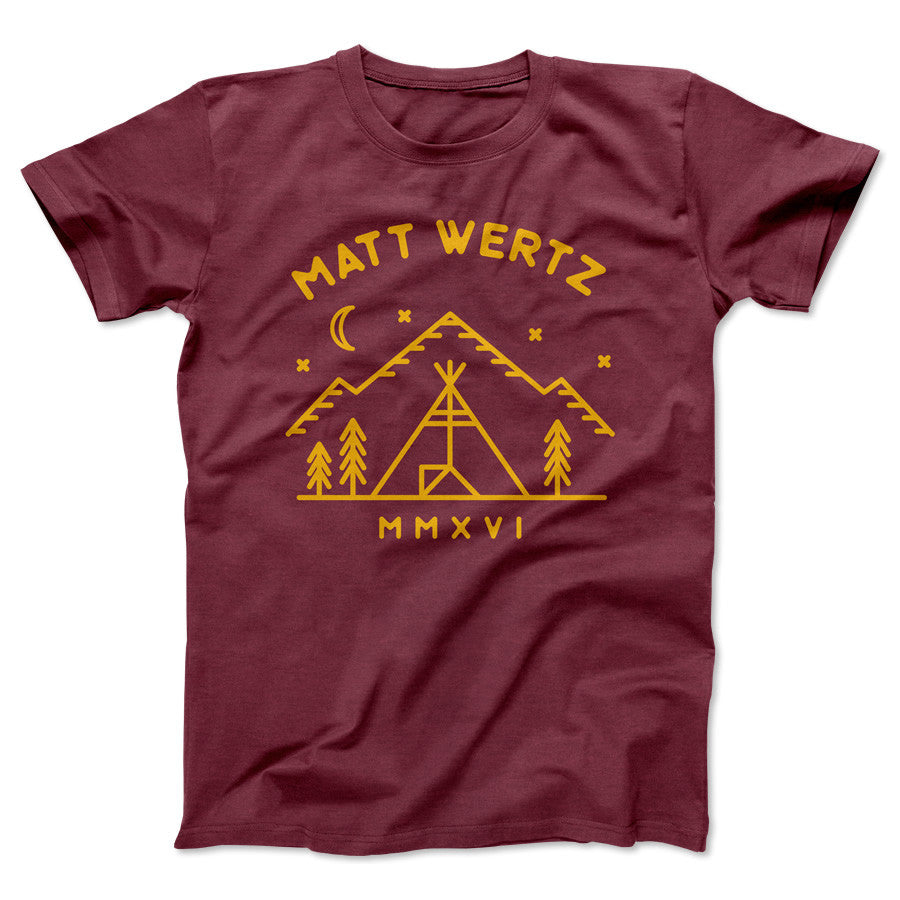 Matt Wertz Camp Tee