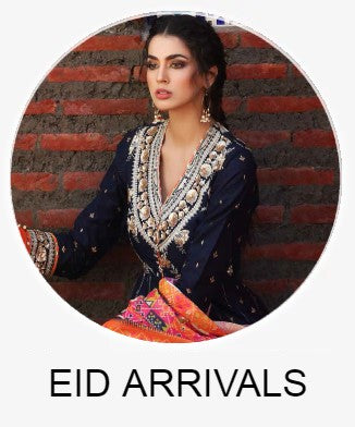 Eid Arrivals 2021 - Festive Collection