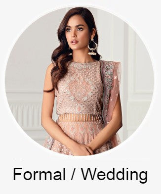 Formal Designer Collection - Wedding Wear - Bridal Collection