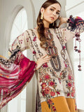 BAROQUE Eid Lawn Collection 2019 3PC Embroidered Suit D 04 Gypsy