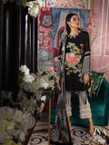 Sana Safinaz Muzlin Luxury Lawn Vol-2 Unstitched 3PC Suit SS-19-18A - FaisalFabrics.pk
