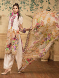 Charizma Tehzeeb 3PC Embroidered Lawn Suit Summer Collection TZ 43