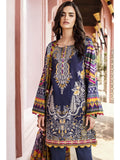 BAROQUE Luxury Lawn Embroidered 3Pc Suit Summer 2019 BQ 03 River Side - FaisalFabrics.pk
