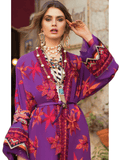 ELAN Luxury Lawn 2019 Untitched Embroidered 3PC Suit SANGRE EL 01A - FaisalFabrics.pk