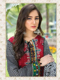 Five Star Devin Printed Lawn Summer 2019 Unstitched 3PC Suit D 005 A - FaisalFabrics.pk