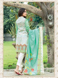 Five Star Devin Printed Lawn Summer 2019 Unstitched 3PC Suit D 008 A - FaisalFabrics.pk