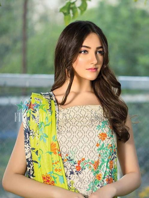 Five Star Devin Printed Lawn Summer 2019 Unstitched 3PC Suit D 012 B - FaisalFabrics.pk