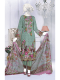 Anji Embroidered Lawn Unstitched 3 Piece Suit 2019 GE-463 - FaisalFabrics.pk