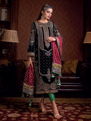 GulAhmed Noor-e-Chasham Embroidered 3PC Suit VLW 10 NAURATAN