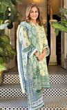 GulAhmed Mother Collection 3PC Unstitched Lawn Suit BM-152 - FaisalFabrics.pk