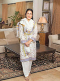 GulAhmed Mother Collection 3PC Unstitched Lawn Suit CL-666 A - FaisalFabrics.pk