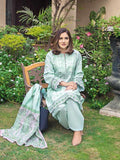 GulAhmed Mother Collection 3PC Unstitched Lawn Suit CL-715 A - FaisalFabrics.pk