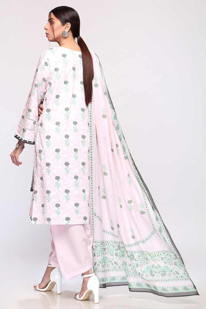 GulAhmed Mother Collection 3PC Unstitched Embroidered Lawn Suit CL-794 A - FaisalFabrics.pk