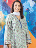 GulAhmed Mother Collection 1Pc Digital Printed Lawn Shirt SL-764 - FaisalFabrics.pk