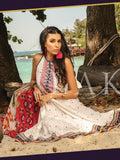 Lakhany LSM Shades Of Summer Embroidered Lawn 3pc Suit WPC-2030 - FaisalFabrics.pk
