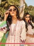 Lakhany LSM Shades Of Summer Embroidered Lawn 3pc Suit WPC-2033 - FaisalFabrics.pk