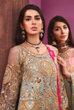 Maryum N Maria Freesia Hand Made Embroidered Suit FF-07 Offling Peace - FaisalFabrics.pk