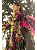 MARIA B M Prints Lawn Summer 2020 Embroidered 3PC Suit MPT-807-B - FaisalFabrics.pk