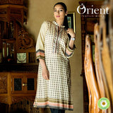 Orient Textile OTL-15 107B Embroidered Lawn Single Shirt