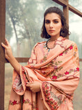 RajBari Winter Shawl Collection Vol-2 3pc Embroidered Suit 09A