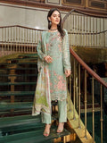 Ramsha Luxury Chiffon Vol-18 Embroidered 3Pc Suit F-1802 - FaisalFabrics.pk