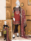 Al Boutique 3pc Embroidered Lawn Suit Virsa Collection 2020 GE-2042 - FaisalFabrics.pk