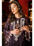 Cross Stitch Khaddar 2PC Embroidered Suit GRAPE ROYALE Winter Collection'19 - FaisalFabrics.pk
