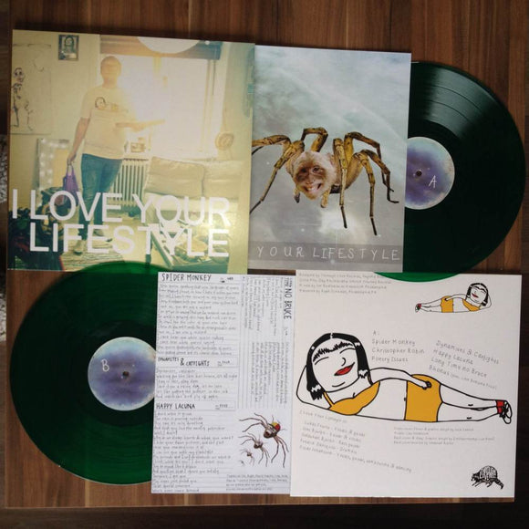 I Love Your Lifestyle - s/t