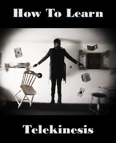 How to learn Telekinesis
