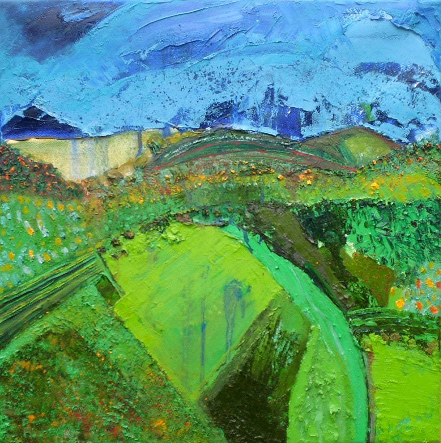A Dream In Blue And Green, 2013