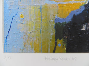 Heritage Series #8 - Limited Edition Print (H25xW30cm)