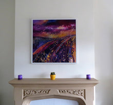 Load image into Gallery viewer, In Memory Of... - original acrylic painting on canvas (H76xW76cm)