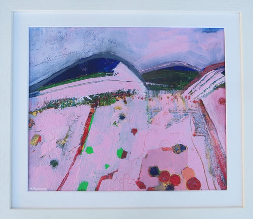 Landscape With Pink Sky II - currently unavailable