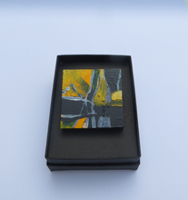 Load image into Gallery viewer, 'One Sunny Day' - Hand Painted Brooch (H4xW4cm)