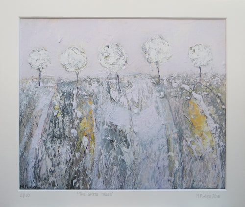 The White Trees - Limited Edition Print