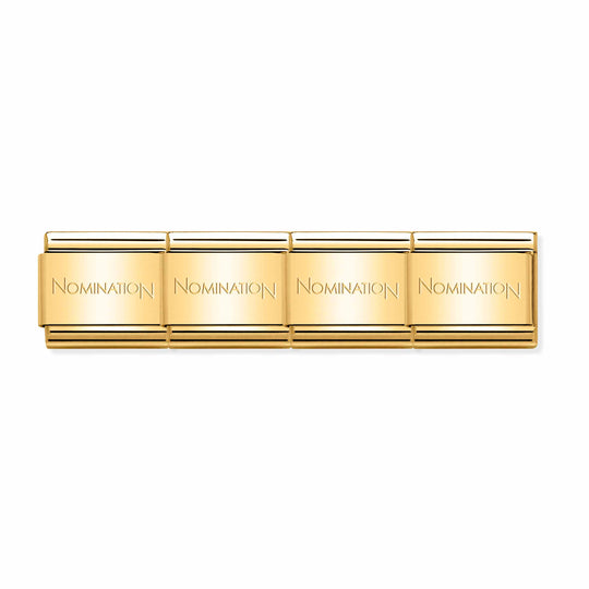 Standard Yellow Nomination Bracelet