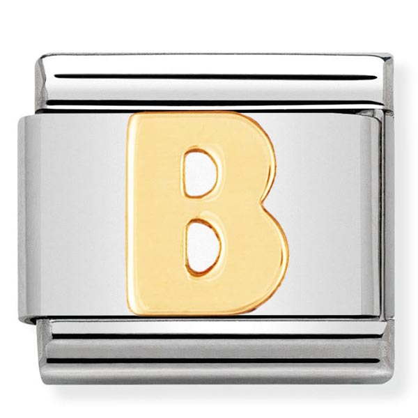 Nomination Letter B Charm