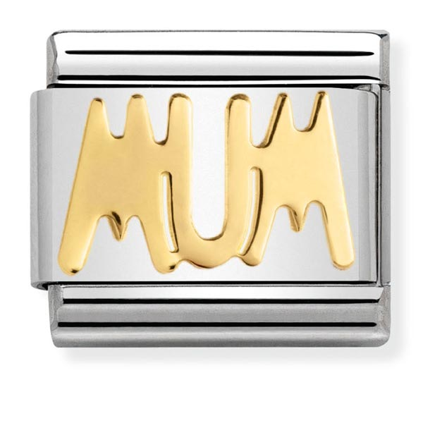 Nomination Mum Charm