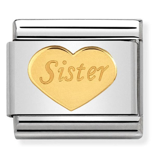 Nomination Sister Charm