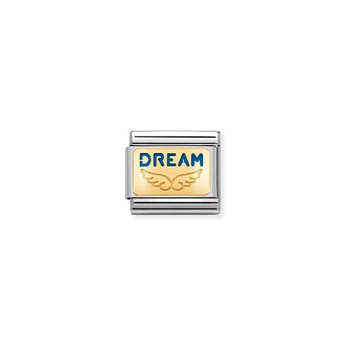 Nomination Angel Wings Dream Charm