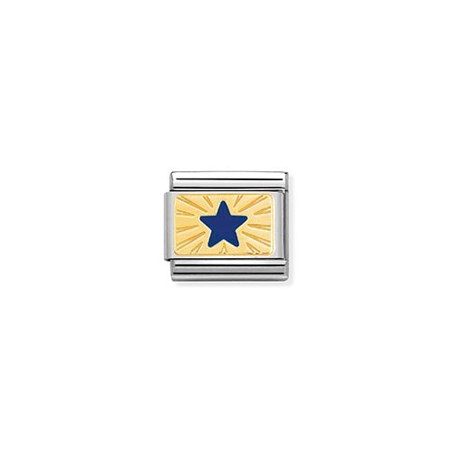 Nomination Star Charm
