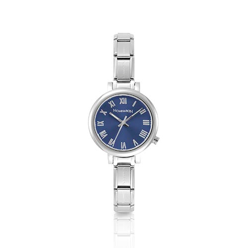 Nomination Blue Round Watch