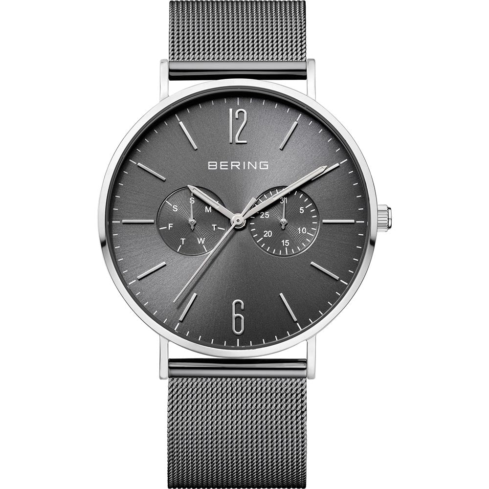 Bering Gents Stainless Steel Watch
